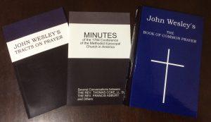 John Wesley Prayer Collection